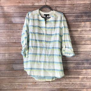 Lane Bryant Button down blouse - size 22/24